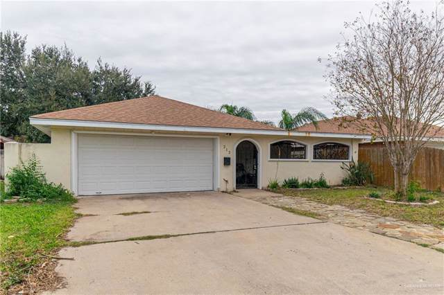 212 N 39th Street, Mcallen, TX 78501 (MLS #326106) :: The Lucas Sanchez Real Estate Team