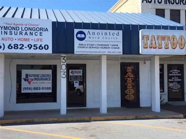 303 W Nolana Avenue, Mcallen, TX 78504 (MLS #326243) :: Realty Executives Rio Grande Valley