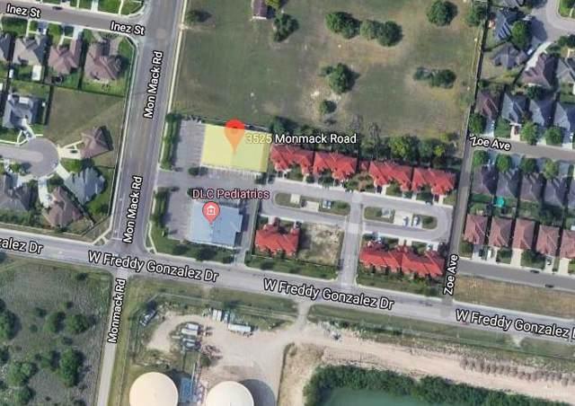 3525 Monmack Road, Edinburg, TX 78539 (MLS #326250) :: The Ryan & Brian Real Estate Team