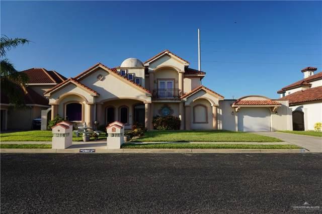 2415 Tamesis Drive, Edinburg, TX 78539 (MLS #326256) :: Key Realty