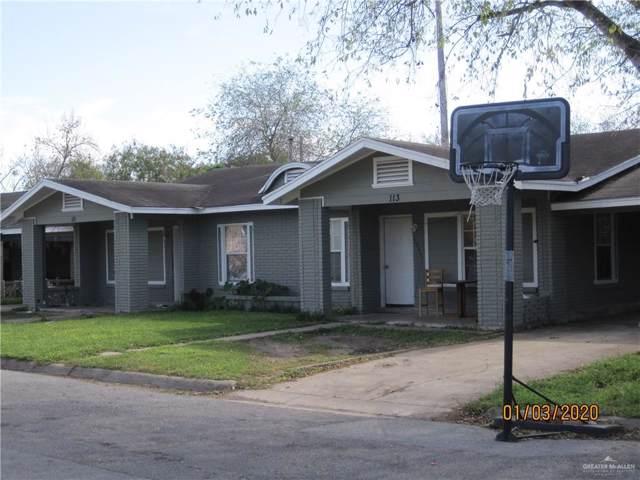 111/113 NE Alice Avenue NE, Harlingen, TX 78550 (MLS #326294) :: The Maggie Harris Team