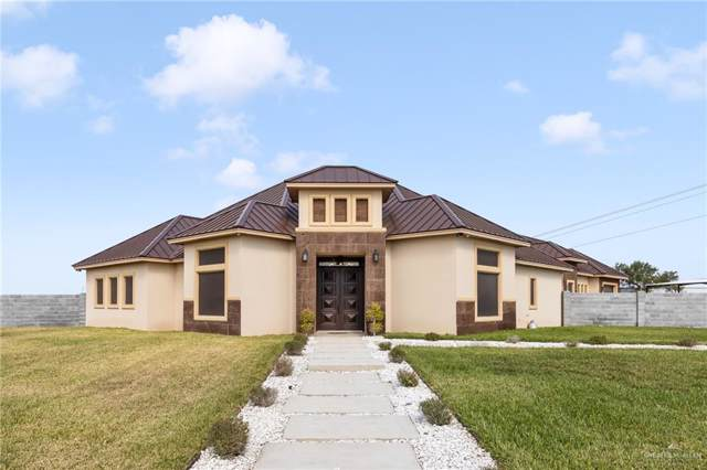 1049 Navajo Drive, Rio Grande City, TX 78582 (MLS #326396) :: Realty Executives Rio Grande Valley