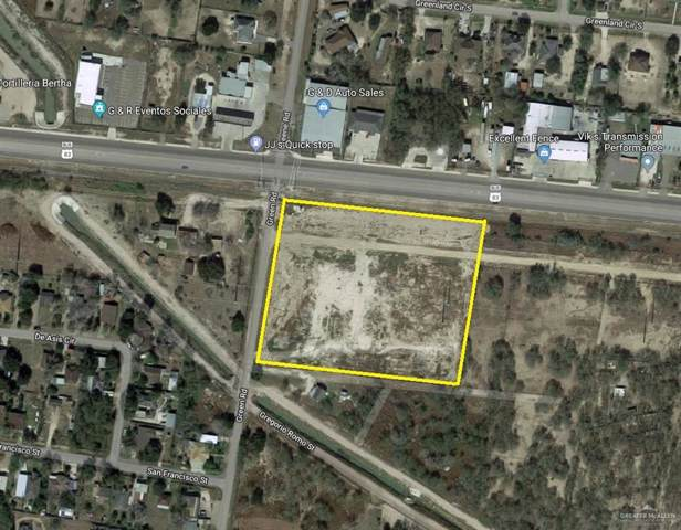 00 Greene Road, Palmview, TX 78572 (MLS #326460) :: Realty Executives Rio Grande Valley