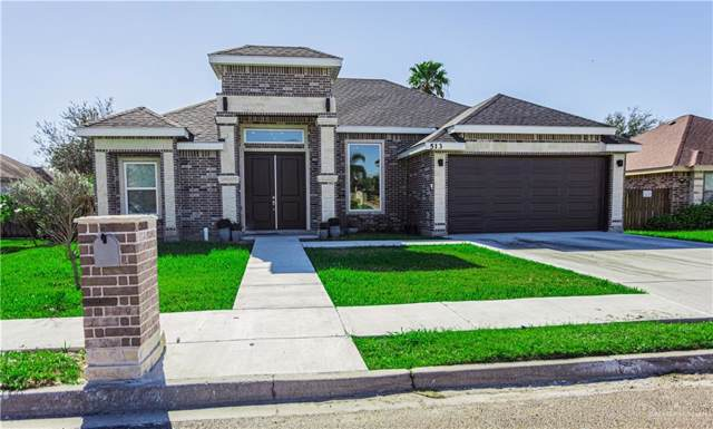 513 Frost Proof Drive, Weslaco, TX 78599 (MLS #326469) :: The Ryan & Brian Real Estate Team