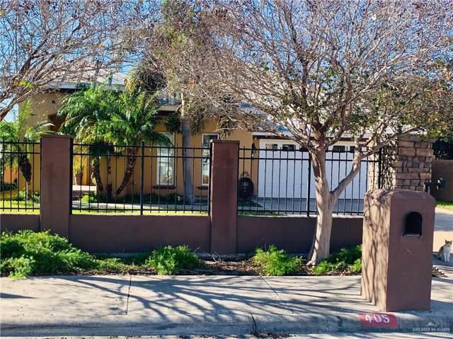 405 N 9th Street, Mcallen, TX 78501 (MLS #326473) :: The Ryan & Brian Real Estate Team