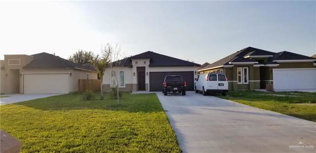 2303 N Ruby Street, Edinburg, TX 78541 (MLS #326476) :: The Ryan & Brian Real Estate Team