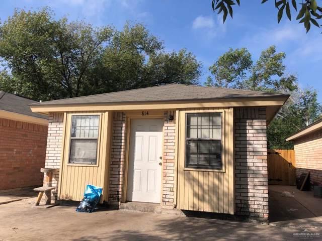 812 S 17 1/2 Street, Mcallen, TX 78501 (MLS #326505) :: Jinks Realty