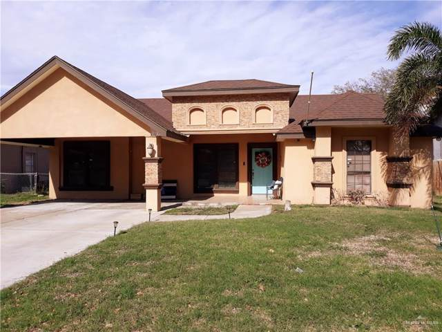 1416 W Tamarack Avenue, Mcallen, TX 78501 (MLS #326547) :: Jinks Realty