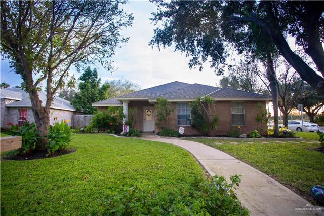 3917 Martin Avenue, Mcallen, TX 78504 (MLS #326566) :: The Ryan & Brian Real Estate Team