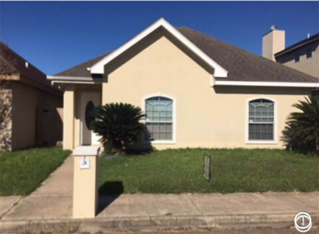 1617 Toni Lane, Mission, TX 78572 (MLS #326607) :: Realty Executives Rio Grande Valley