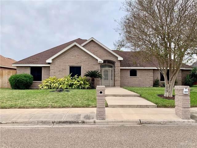 1804 Fair Oaks Drive, Mission, TX 78574 (MLS #326611) :: Realty Executives Rio Grande Valley