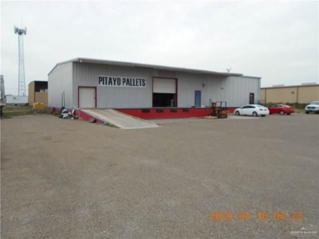 1223 E El Texano Drive, Hidalgo, TX 78557 (MLS #326619) :: eReal Estate Depot