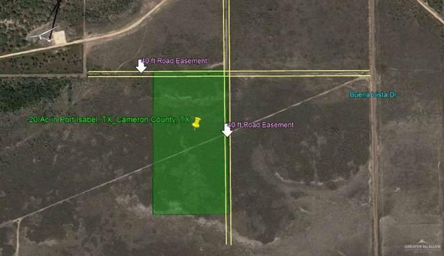 n/a Buena Vista Drive, Los Fresnos, TX 78566 (MLS #326634) :: BIG Realty