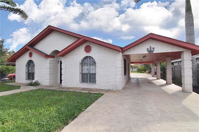 2705 Orizaba Street, Weslaco, TX 78599 (MLS #326646) :: The Ryan & Brian Real Estate Team