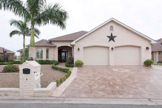 2100 Hole In One Drive, Mission, TX 78572 (MLS #326653) :: Realty Executives Rio Grande Valley