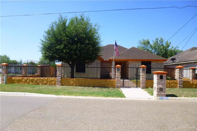 1614 W Barnes Street, Mission, TX 78572 (MLS #326656) :: The Lucas Sanchez Real Estate Team