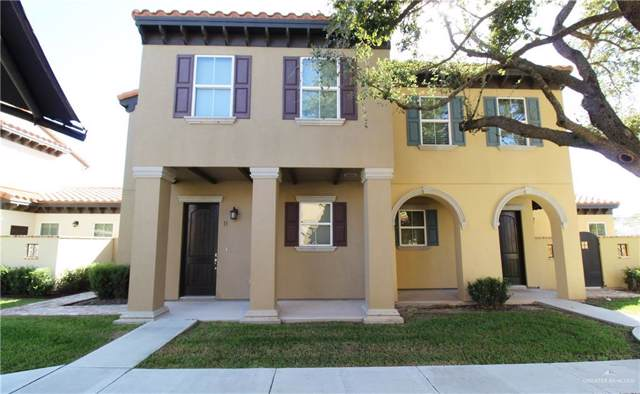 318 E 18th Street #11, Weslaco, TX 78596 (MLS #326673) :: Jinks Realty