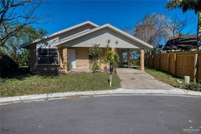 1406 Palomino Circle, Harlingen, TX 78552 (MLS #326716) :: The Ryan & Brian Real Estate Team