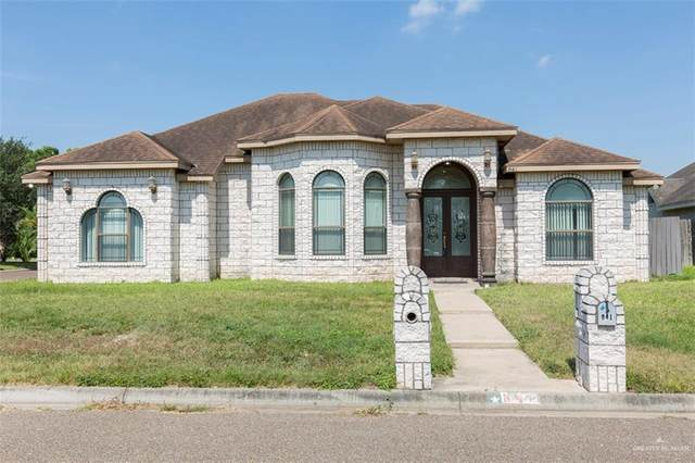 841 Ashley Avenue, Alamo, TX 78516 (MLS #326753) :: The Ryan & Brian Real Estate Team
