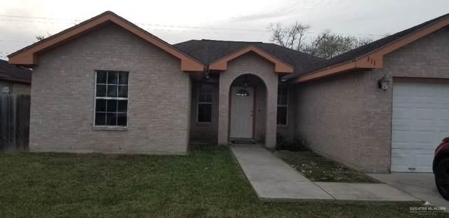311 Reid Drive, Donna, TX 78537 (MLS #326765) :: The Ryan & Brian Real Estate Team