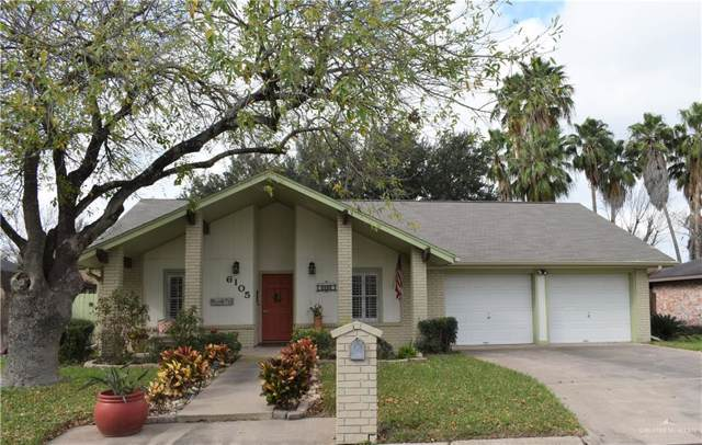 6105 N 35th Street, Mcallen, TX 78504 (MLS #326805) :: The Ryan & Brian Real Estate Team