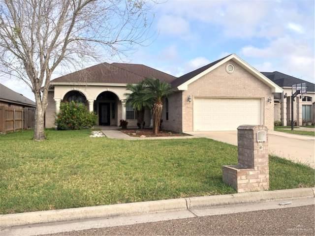 1713 Christian Circle, Harlingen, TX 78550 (MLS #326834) :: Realty Executives Rio Grande Valley