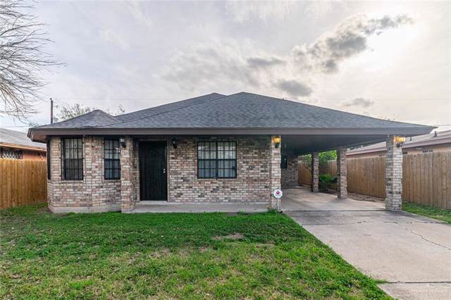 3413 Judith Avenue, Mcallen, TX 78503 (MLS #326907) :: Jinks Realty