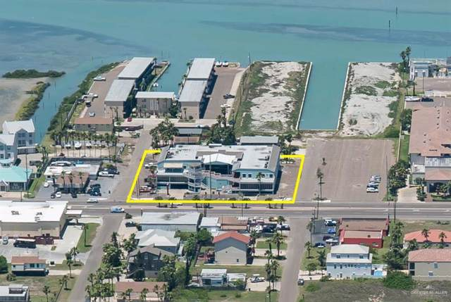 1601 Padre Boulevard, South Padre Island, TX 78597 (MLS #326908) :: Realty Executives Rio Grande Valley
