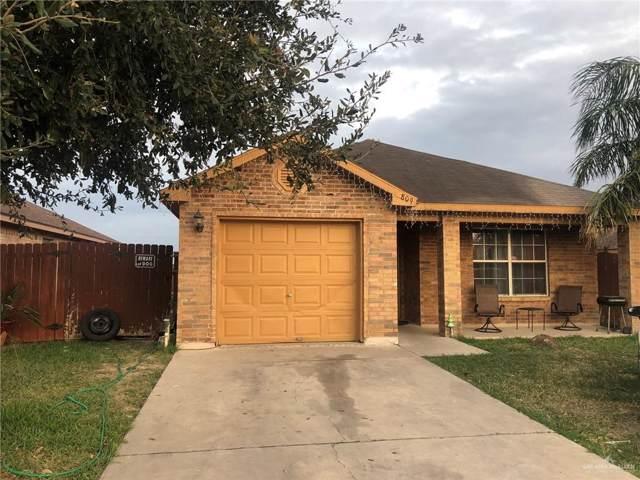 809 N 35th Street, Hidalgo, TX 78557 (MLS #326919) :: The Ryan & Brian Real Estate Team