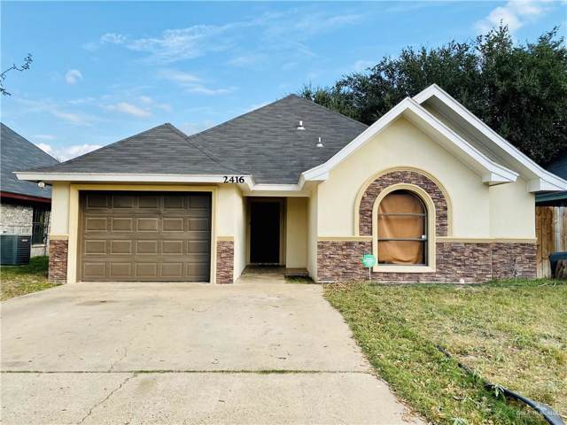 2416 N 28th Street, Mcallen, TX 78501 (MLS #326922) :: Jinks Realty