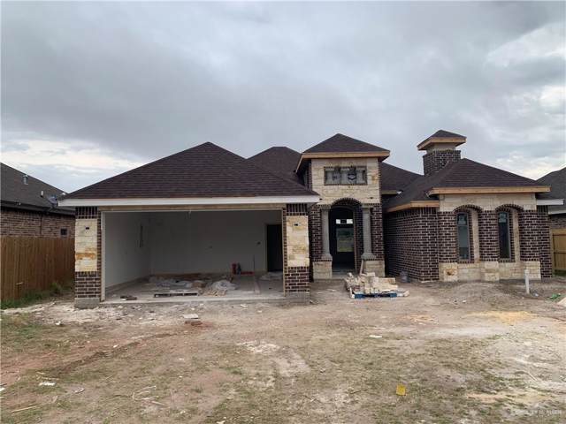 2712 Nessuh Avenue, Edinburg, TX 78541 (MLS #326957) :: Realty Executives Rio Grande Valley