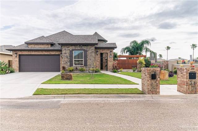 3611 Oriole Drive, Mission, TX 78572 (MLS #326982) :: The Ryan & Brian Real Estate Team