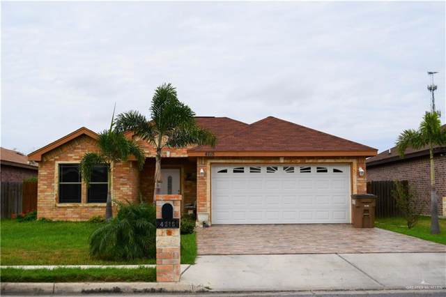 4215 Pedernal Street, Edinburg, TX 78542 (MLS #327019) :: The Ryan & Brian Real Estate Team