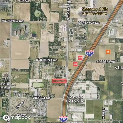 5221 S Closner Boulevard, Edinburg, TX 78539 (MLS #327037) :: BIG Realty