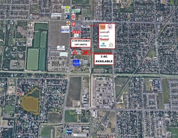 0 Hedfelt Drive, Edinburg, TX 78539 (MLS #327078) :: Jinks Realty