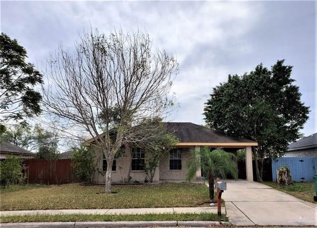 801 W Falcon Avenue, Pharr, TX 78577 (MLS #327140) :: The Ryan & Brian Real Estate Team