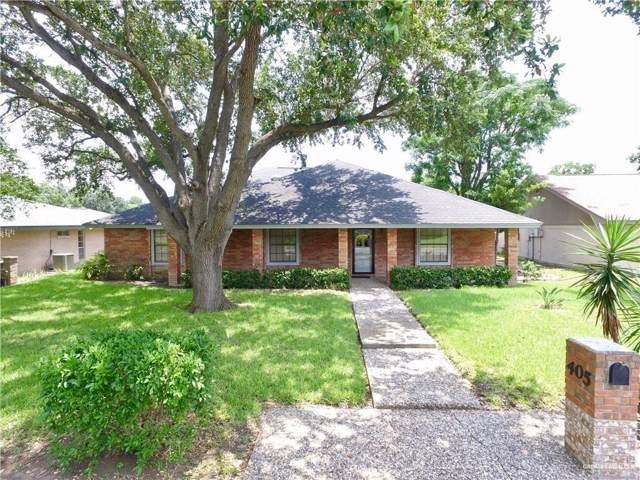 405 W Larkspur Avenue W, Mcallen, TX 78501 (MLS #327153) :: The Ryan & Brian Real Estate Team