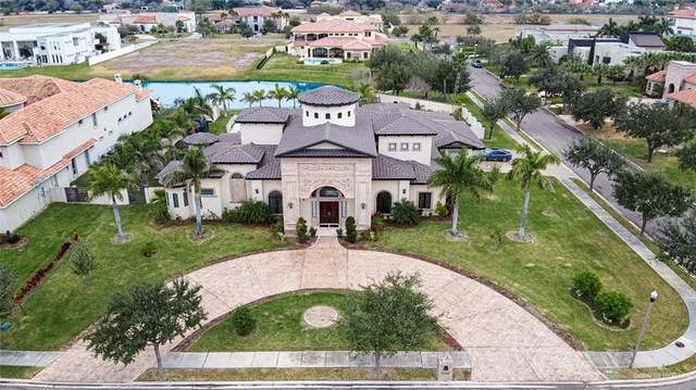 2705 San Miguel, Mission, TX 78572 (MLS #327160) :: The Ryan & Brian Real Estate Team