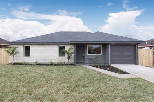 1724 Valparaiso Street, Edinburg, TX 78539 (MLS #327163) :: The Lucas Sanchez Real Estate Team