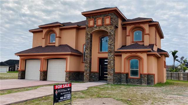 415 Los Palomos Street, Weslaco, TX 78596 (MLS #327165) :: The Ryan & Brian Real Estate Team