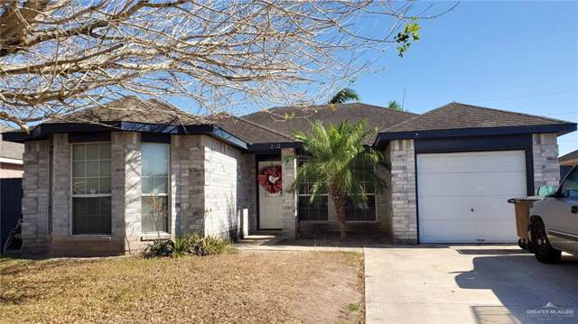 2822 Diedorf Drive, Edinburg, TX 78542 (MLS #327171) :: Realty Executives Rio Grande Valley