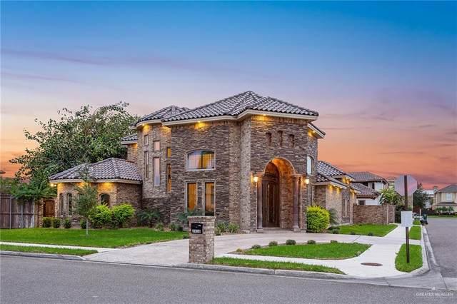 2418 E 21st Street, Mission, TX 78572 (MLS #327193) :: The Ryan & Brian Real Estate Team