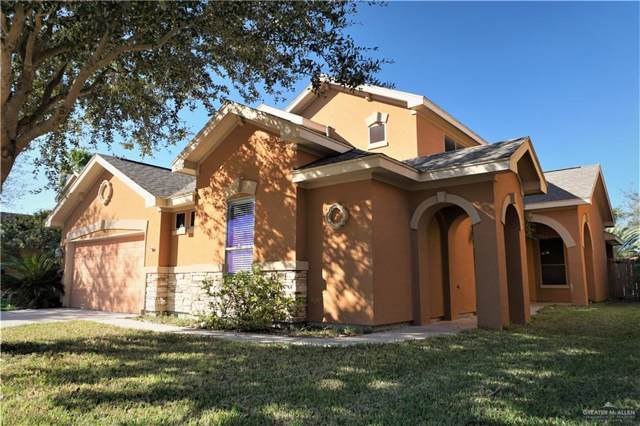 1803 Alazan Street, Edinburg, TX 78542 (MLS #327212) :: The Ryan & Brian Real Estate Team