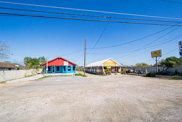 4812 W Us Highway 83, Escobares, TX 78584 (MLS #327232) :: eReal Estate Depot