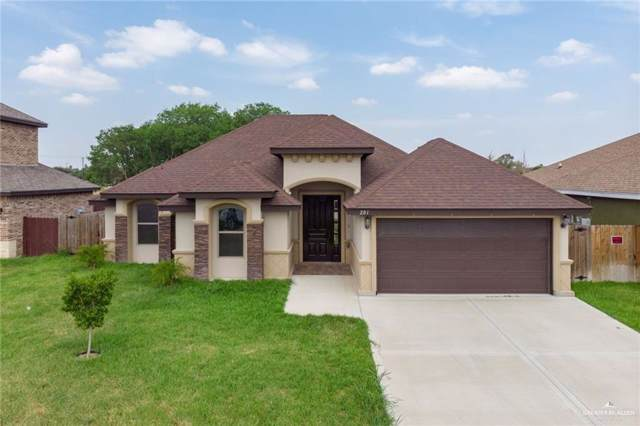 201 Jackie Street, Alamo, TX 78516 (MLS #327246) :: The Ryan & Brian Real Estate Team