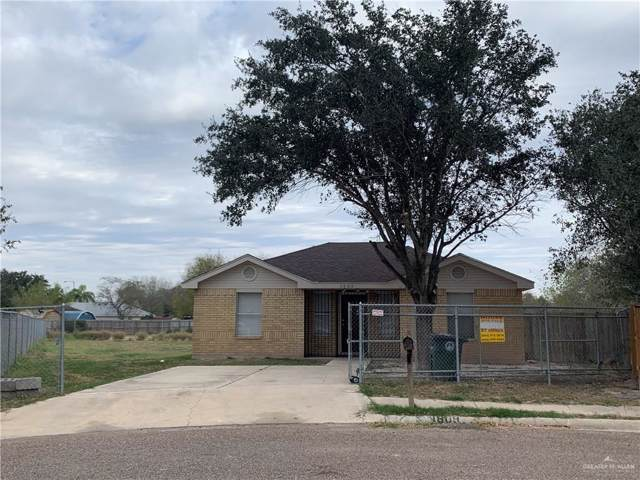 1809 Harms Way, Mission, TX 78572 (MLS #327251) :: The Ryan & Brian Real Estate Team