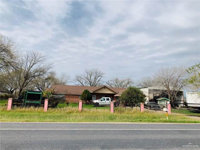 9917 N Fm 493, Donna, TX 78537 (MLS #327252) :: Realty Executives Rio Grande Valley