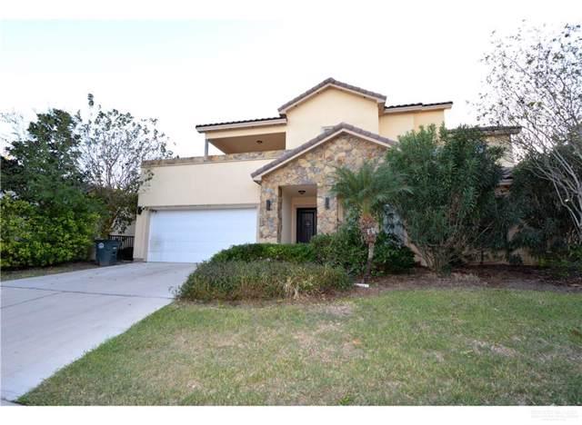 3600 Denia Court, Mission, TX 78572 (MLS #327254) :: The Ryan & Brian Real Estate Team