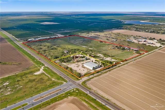 1575 N Wallace Road, Edinburg, TX 78541 (MLS #327269) :: Realty Executives Rio Grande Valley