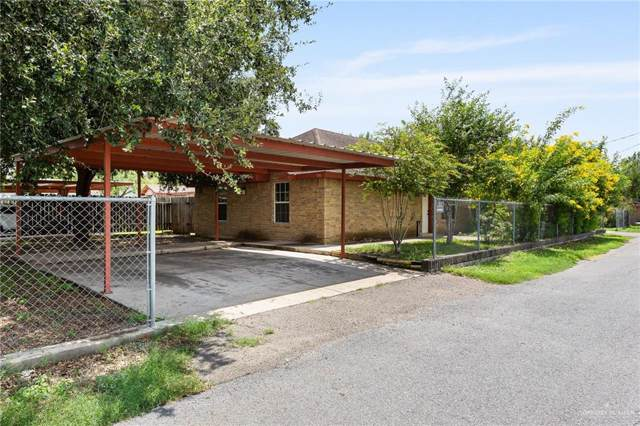 110 Gore Avenue, Pharr, TX 78577 (MLS #327279) :: The Ryan & Brian Real Estate Team
